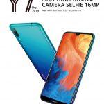 Huawei ra mắt smartphone Y7 Pro 2019 màn hình 6.26 inch