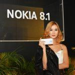 Nokia 8.1 chào năm mới 2019 tại thị trường Việt Nam