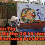 Về miền Tây ăn Tết Kỷ Hợi 2019 sớm cùng Samsung Việt Nam
