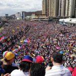 Có một chữ V, đó là… Venezuela