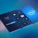 Intel đưa ra ý tưởng smartphone gập 3