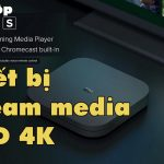VIDEO: Khui hộp thiết bị stream media UHD 4K Xiaomi Mi Box S
