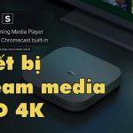VIDEO: Thiết bị stream media UHD 4K Xiaomi Mi Box S