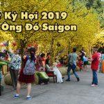 VIDEO: 30 Tết Kỷ Hợi 2019 ở Phố Ông Đồ Saigon