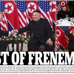 Tổng thống Donald Trump và Chủ tịch Kim Jong-un gặp lại nhau tại Hà Nội