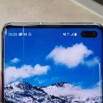 Samsung dán sẵn miếng bảo vệ màn hình cho Galaxy S10 series
