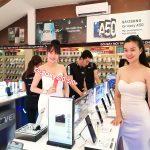 Samsung Galaxy S10 màu xanh lục bảo bán chạy nhất ở FPT Shop