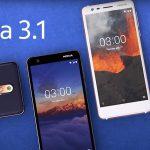 Nokia 3.1 được nâng cấp lên hệ điều hành Android 9 Pie