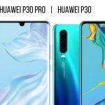 Bộ ba smartphone Huawei P30 series ra mắt toàn cầu