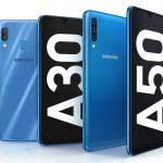 Samsung bán bộ đôi Galaxy A50 và Galaxy A30 tại Việt Nam với giá dưới 8 triệu đồng