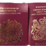 """Anh phát hành passport mới gỡ bỏ chữ """"EU"""""""