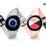 Samsung ra mắt đồng hồ thông minh Galaxy Watch Active tại Việt Nam