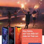 Nokia khuyến mại vé du lịch hè Thái Lan
