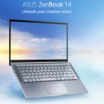 Ra mắt ASUS ZenBook 14 (UX431) 4 viền mỏng đầu tiên trang bị 4 loa Harman Kardon
