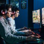 Màn hình cong gaming lên ngôi trong năm 2019?