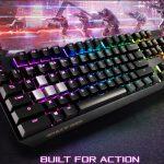 ASUS Republic of Gamers công bố mẫu bàn phím ROG Strix Scope