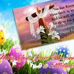 Mừng Chúa Jesus Phục sinh – Happy Easter!