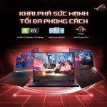 ASUS ROG công bố loạt laptop gaming trang bị CPU Intel Core thế hệ 9 với GPU NVIDIA GeForce GTX 16 series