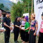 Samsung tiếp tục dự án tặng đèn năng lượng mặt trời cho các vùng xa ở Việt Nam