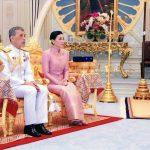 VIDEO: Đám cưới Quốc vương Thái Lan