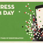 3-5: World Press Freedom Day 2019