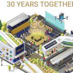 ASUS công bố chương trình 30 Years Together kỷ niệm 30 năm thành lập