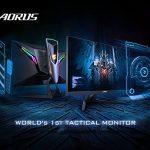 Màn hình GIGABYTE AORUS AD27QD công nghệ NVIDIA G-Sync và 4K Virtual cho game chiến thuật đầu tiên trên thế giới