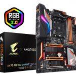 GIGABYTE ra mắt phiên bản bo mạch chủ X470 AORUS kỷ niệm 50 năm AMD ra đời
