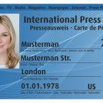 """Nhà báo… """"quốc tế"""""""