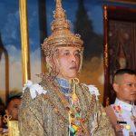 VIDEO: Tân quốc vương Thái Lan đội chiếc mão nặng tới 7,3kg