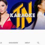Hát karaoke cùng Thúy Nga trên Internet
