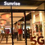 Nhà mạng Sunrise cùng với Huawei ra mắt điện thoại 5G đầu tiên tại Thụy Sĩ