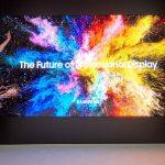Samsung giới thiệu tương lai màn hình hiển thị tại triển lãm nghe nhìn Đông Nam Á InfoComm SEA 2019 Bangkok
