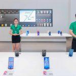 OPPO Việt Nam thay đổi diện mạo mới của cửa hàng brand-shop OPPO