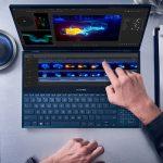 ASUS ra mắt laptop ZenBook Pro Duo (UX581) với màn hình phụ ScreenPad Plus