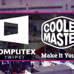 Cooler Master với chủ đề Work/Play tại COMPUTEX Taipei 2019