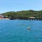 VIDEO: Ra đảo Cù Lao Xanh ở Quy Nhơn