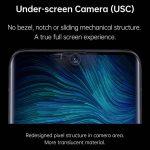 OPPO giới thiệu camera ẩn dưới màn hình USC và công nghệ truyền thông tin tầm ngắn MeshTalk