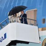 Ô dù của Tổng thống Mỹ