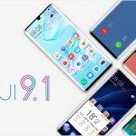 Lịch trình cập nhật EMUI 9.1 cho các smartphone Huawei tại Việt Nam