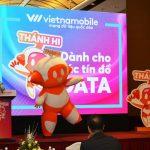 Vietnamobile ra mắt SIM data không giới hạn mới Thánh HI và ứng dụng tích hợp BIMA