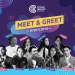 Chủ nhật 7-7-2019: Vietnam Creators Bootcamp – ngày hội của những nhà sáng tạo nội dung