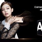 Smartphone camera trượt xoay Samsung Galaxy A80 với chương trình đặt hàng trước tại Việt Nam