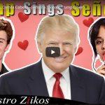"""Señorita qua tiếng hát của """"ca sĩ"""" Donald Trump"""