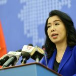 Nhà nước Việt Nam chính thức lên tiếng yêu cầu Trung Quốc chấm dứt các hành vi vi phạm vùng biển Việt Nam