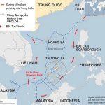 Đây là lập luận của Trung Quốc khi đưa tàu thăm dò vào Bãi Tư Chính
