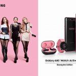 Samsung ra mắt Galaxy A80 phiên bản đặc biệt BLACKPINK tại thị trường Việt Nam