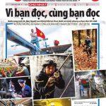 Báo Người Lao Động 44 tuổi
