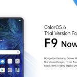 OPPO cập nhật bản thử nghiệm ColorOS 6 bắt đầu từ dòng smartphone F9