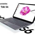 Samsung Galaxy Tab S6: máy tính bảng mới của Samsung cho người dùng sáng tạo